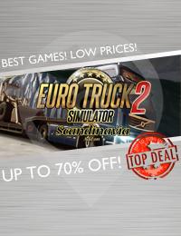 Top Deal | Euro Truck Simulator 2: Scandinavia