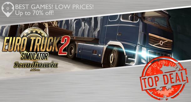 Euro Truck Simulator 2: Scandinavia 0501