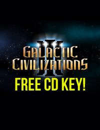 Allkeyshop Giveaway | Galactic Civilizations 3 Free CD Key