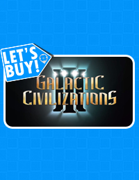 Let's Buy! | Galactic Civilizations 3