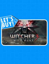 Let's Buy!   The Witcher 3: Wild Hunt