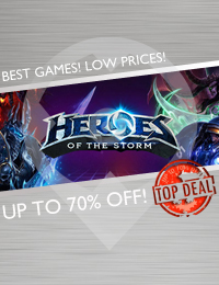 Top Deal | Heroes of the Storm