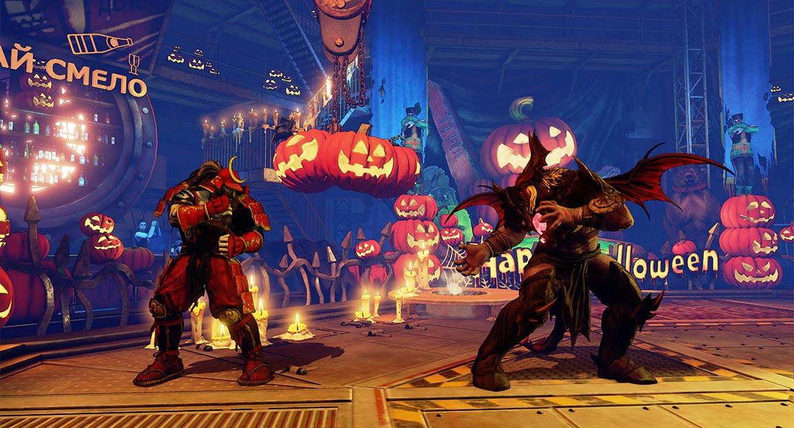 Street Fighter 5 Characters Get Halloween Costumes 2