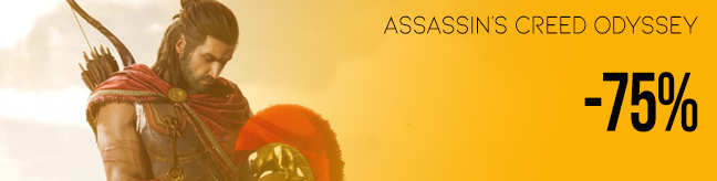 Assassin's Creed Odyssey CD Key Compare Prices