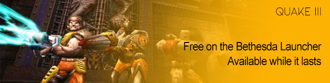 Quake III Arena free
