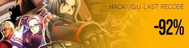 .hack//G.U. Last Recode discount