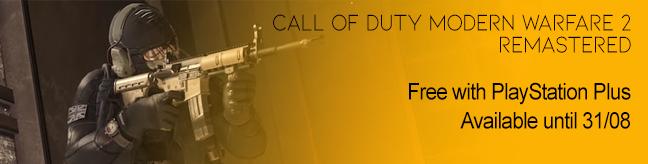 Call of Duty Modern Warfare 2 Remastered free