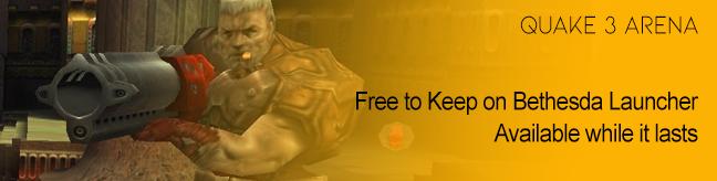 Quake 3 Arena free