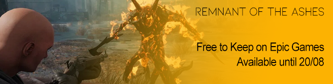 Remnant from the Ashes free