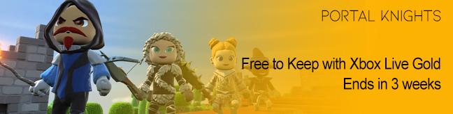 Portal Knights free