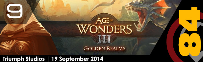 Top PC 10 Strategy Games: Age of Wonders III: Golden Realms