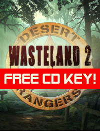 Allkeyshop Giveaway | Wasteland 2 Free CD Key