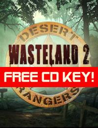 Allkeyshop Giveaway | Wasteland 2 Free CD Key