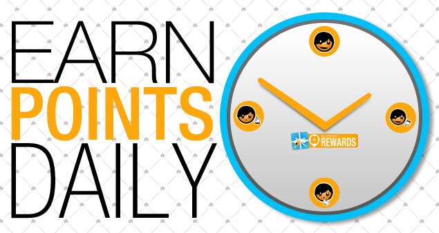 How to Earn points from Daily activities on Allkeyshop
