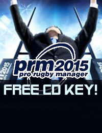Allkeyshop Giveaway | Pro Rugby Manager 2015 Free CD Key