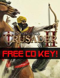 Allkeyshop Giveaway | Stronghold Crusader 2 Free CD Key