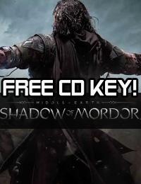 Allkeyshop Giveaway | Middle-Earth Shadow of Mordor