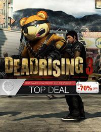 Top Deal: Dead Rising 3 Apocalypse Edition
