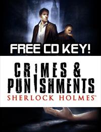 Allkeyshop Giveaway | Sherlock Holmes Crimes & Punishments