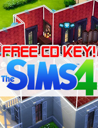 Allkeyshop Giveaway | The Sims 4