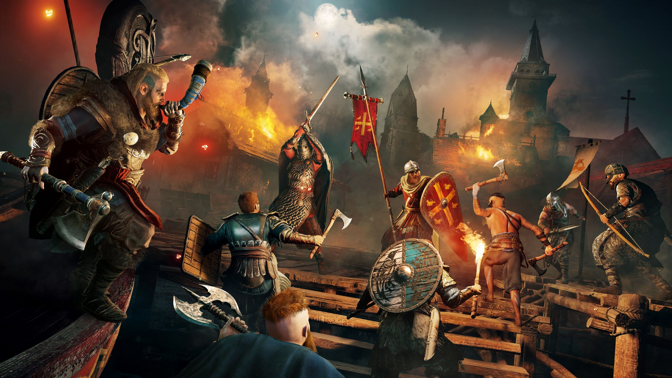 Assassin's Creed Valhalla Battles