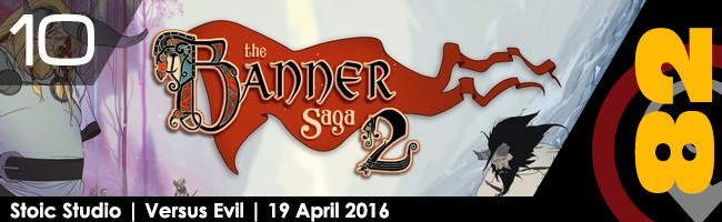 Top PC 10 Strategy Games: The Banner Saga 2