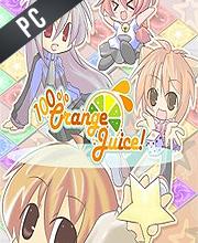 100% Orange Juice