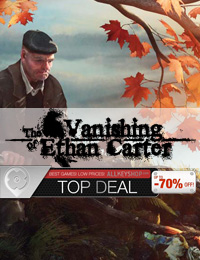 Top Deal: The Vanishing of Ethan Carter