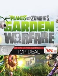 Top Deal: Plants Vs. Zombies Garden Warfare