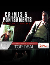 Top Deal: Sherlock Holmes Crimes & Punishments