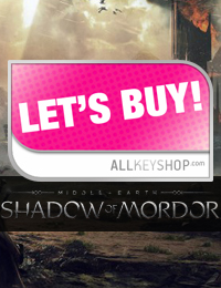 Let's Buy: Middle-Earth Shadow of Mordor CD Key