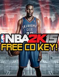 Allkeyshop Giveaway | NBA 2K15 Free CD Key