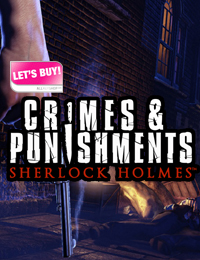 Let's Buy: Sherlock Holmes Crimes & Punishments