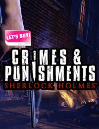 Let's Buy: Sherlock Holmes Crimes & Punishments