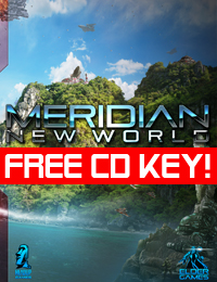 Allkeyshop Giveaway | Meridian New World Free CD Key