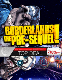Top Deal: Borderlands The Pre-Sequel!