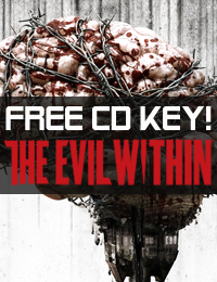 Allkeyshop Giveaway   The Evil Within Free CD Key
