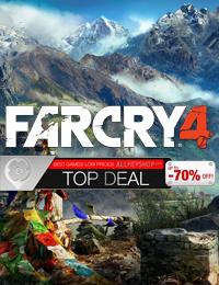 Top Deal: Far Cry 4