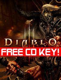 Allkeyshop Giveaway   Diablo 3 Free CD Key