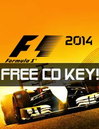 Allkeyshop Giveaway   F1 2014 Free CD Key