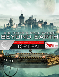 Top Deal: Sid Meier's Civilization Beyond Earth