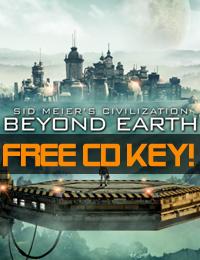 Allkeyshop Giveaway   Civilization Beyond Earth Free CD Key