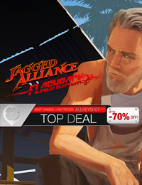 Top Deal: Jagged Alliance Flashback