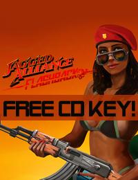 Allkeyshop Giveaway   Jagged Alliance Flashback Free CD Key