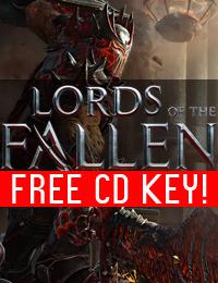 Allkeyshop Giveaway   Lords of the Fallen Free CD Key