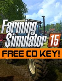 Allkeyshop Giveaway   Farming Simulator 15 Free CD Key
