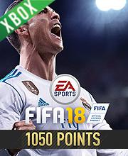 1050 Points FIFA 18