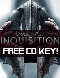 Allkeyshop Giveaway | Dragon Age Inquisition Free CD Key