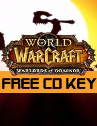 Allkeyshop Giveaway   WoW Warlords of Draenor Free CD Key