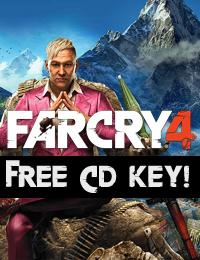 Allkeyshop Giveaway | FAR CRY 4 Free CD Key